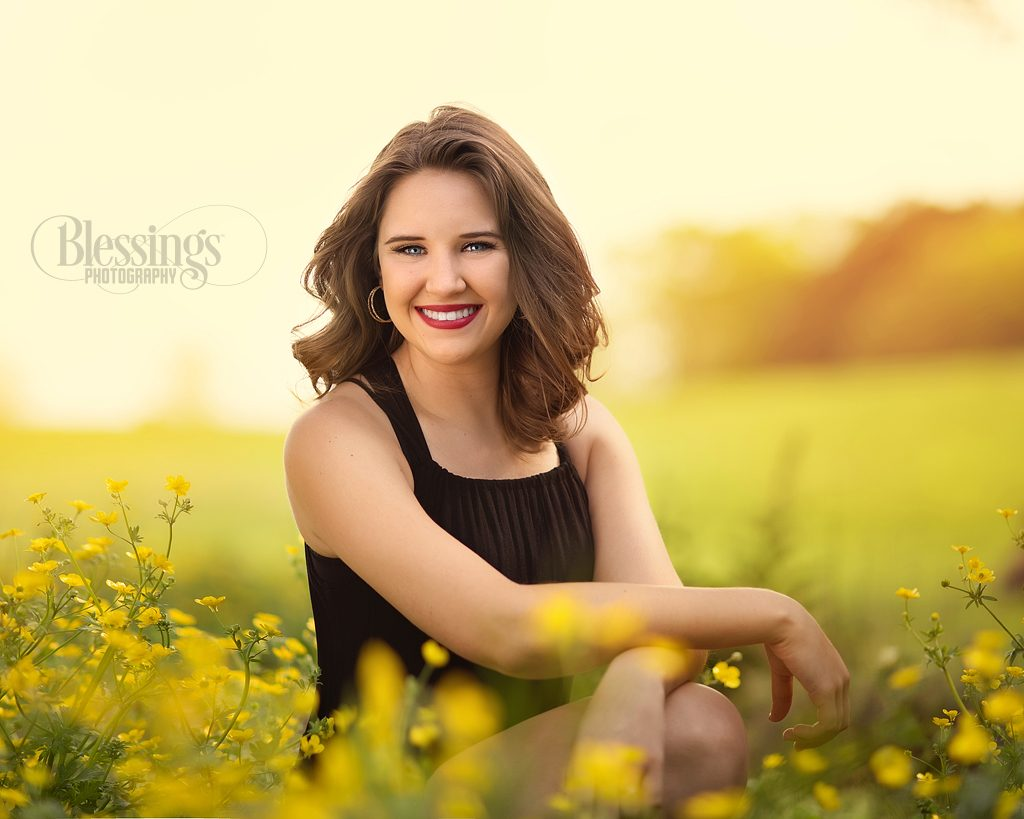 Sydney Hewitt Trussville High School Senior