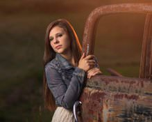 Oneonta Senior Photographer, Portraits Alabama